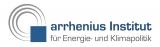 arrhenius Institut für Energie- und Klimapolitik