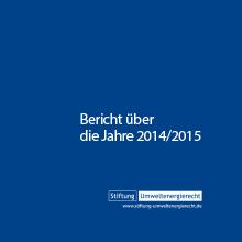 Jahresbericht 2014/2015
