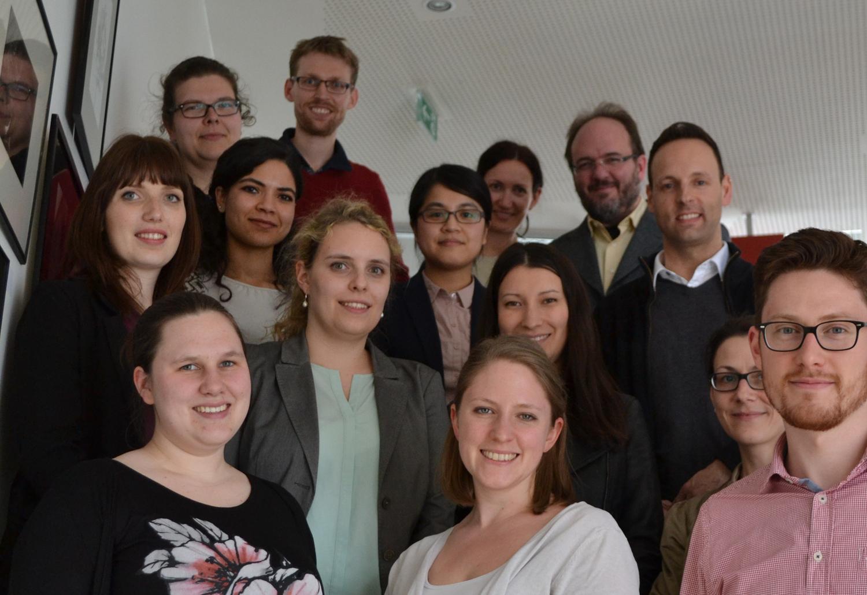 Die Teilnehmerinnen und Teilnehmer des 7. Treffens des Doktorandennetzwerks Umweltenergierecht
