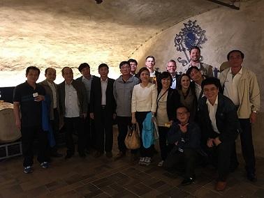 Treffen der vietnamesischen Delegation mit der Stiftung Umweltenergierecht