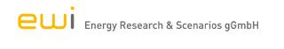 ewi Energy Research & Scenarios gGmbH