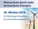 Klimaschutz durch mehr erneuerbare Energien